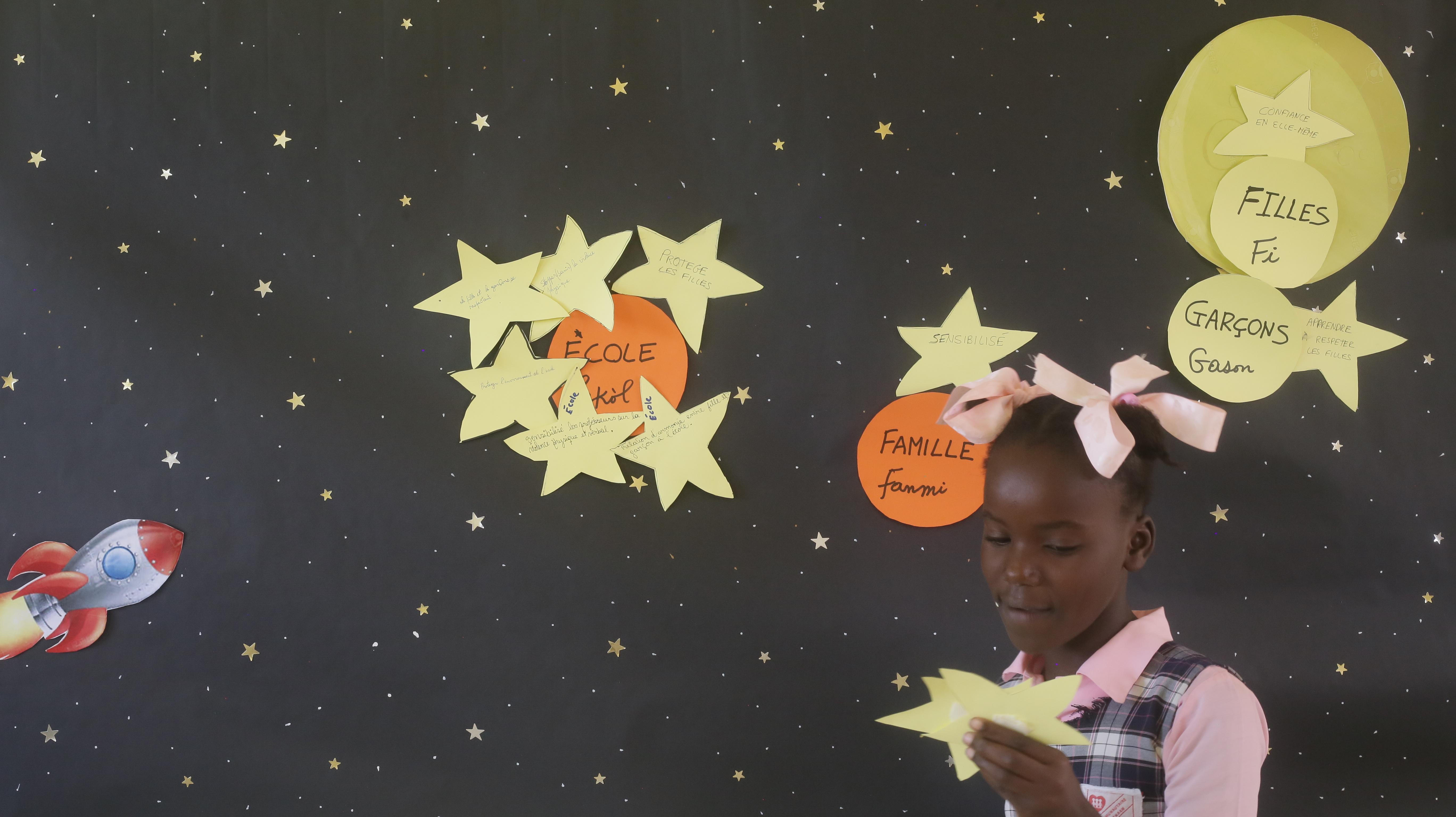 Visitamos Haití con el programa La Luz de las Niñas