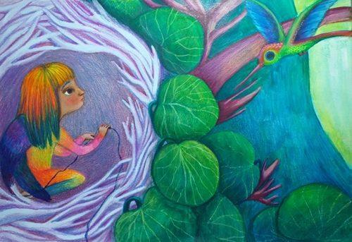Niña Colibrí: un cuento para luchar por los derechos de las niñas