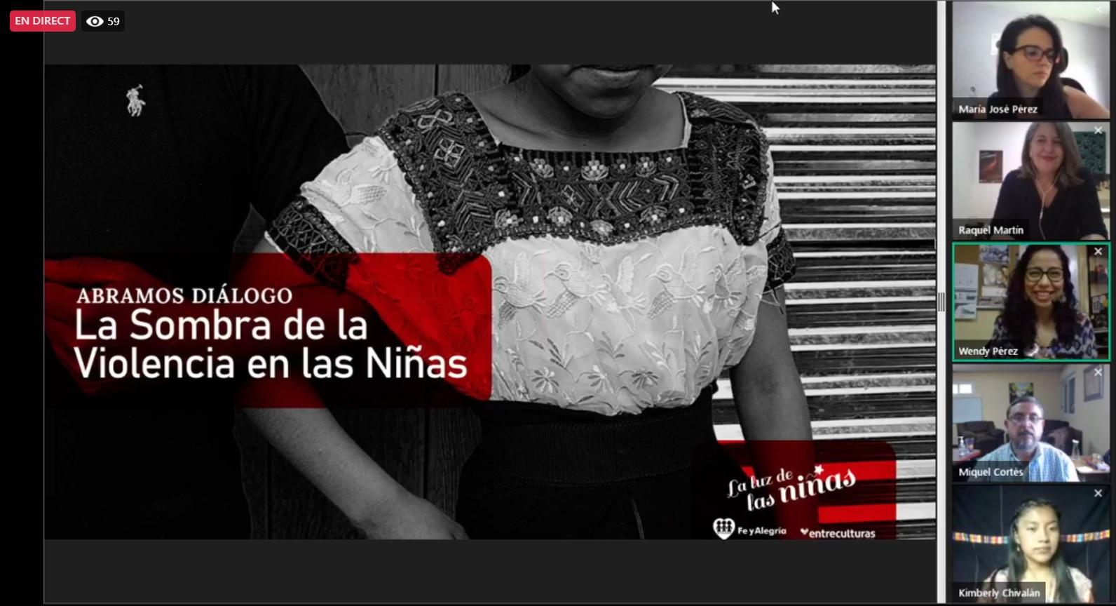 #AbramosDíalogo: La Sombra de la Violencia en las Niñas