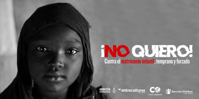 ¡NO QUIERO! Niñas que sufren, niñas que luchan contra la violencia sexual