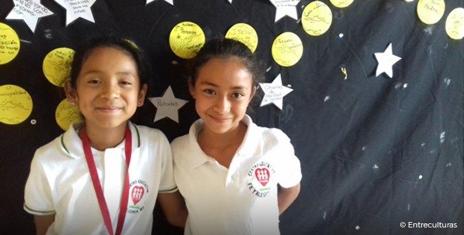 Viaxamos ata o Chad e Guatemala para mellorar a nosa intervención a favor das nenas